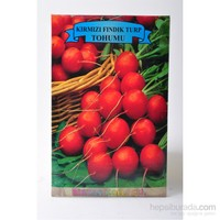 Birtaş Kırmızı Fındık Turp Tohumu