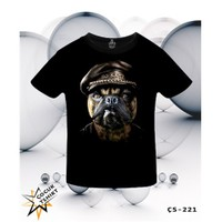 Lord T-Shirt Dog The Police T-Shirt