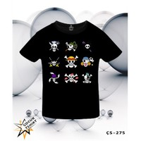 Lord T-Shirt One Piece - Character Flags T-Shirt