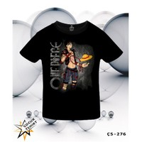 Lord T-Shirt One Piece - Luffy T-Shirt