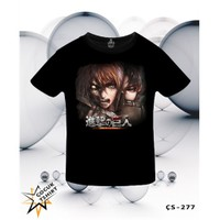 Lord T-Shirt Attack On Titan T-Shirt