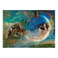 Masterpieces Puzzle Odd Magic (550 Parça)