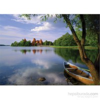 Puzz 500 Parça Göl Kenarı Puzzle