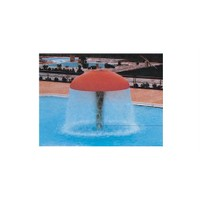 Gemaş Mantar Tipi Su Perdesi D.1000Mm Çaplı