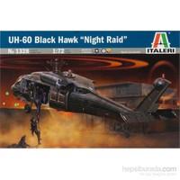 "Uh-60/Mh-60 Black Hawk""Night Raid"" (1/72 Ölçek)"