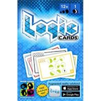Mantık Kartları Mavi (Logic Cards Blue) Yaş:12-99