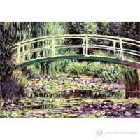 Educa 1500 Parça Puzzle White Water Lilies