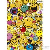 Educa 500 Parça Smiley World Puzzle