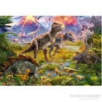 Educa 500lük Dinosaur Gathering Puzzle