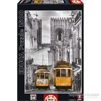 Educa 1500 Parça The Alfama District Lisbon Puzzle