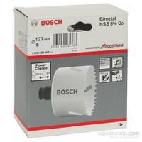 """Bosch - Progressor Serisi Ahşap Ve Metal İçin Delik Açma Testeresi (Panç) - 127 Mm, 5"""""""
