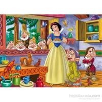 Snow White: The Cake (60 Parça, Maxi)