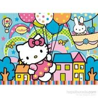 Hello Kitty I (104 Parça, 3D)