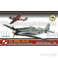 Fw 190D Jv 44 - Dual Combo (1/48 Ölçek)