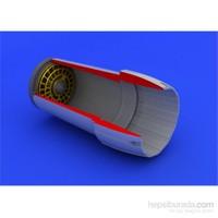 F-16Cj Block 50 Exhaust Nozzle (1/72 Ölçek)