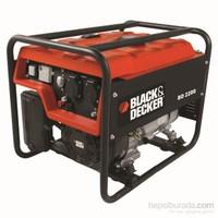 Black&Decker BD2200 Benzinli Jeneratör 2.2 kVA (4 zamanlı motor)
