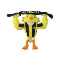 Fenerbahçe Lisanslı Atkili Kanarya Peluş Oyuncak 35 cm