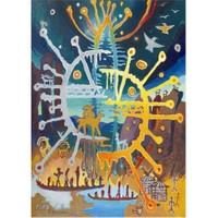 Gold Puzzle Ebediyet - Yaşamın Orta Parçası (1000 Parça)