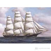 Gold Puzzle Yelkenli Gemi 1000 Parça