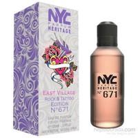 Nyc East Vıllage Rock Tattoo Edıtıon No 671 For Her Edt 100Ml