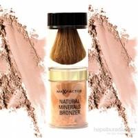 Max Factor Natural Minerals Bronzer 01 Sun Powder