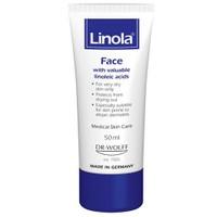 Linola Face Yüz Kremi 50Ml