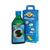 Möller's Omega 3 Balık Yağı 250Ml
