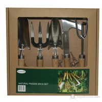 Gardenwind Natural P502005 5 li Set