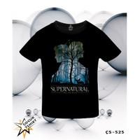 Lord T-Shirt Supernatural - Impala T-Shirt