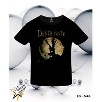 Lord T-Shirt Death Note - Moon T-Shirt