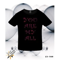 Lord T-Shirt You Are My All T-Shirt