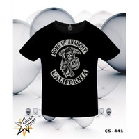 Lord T-Shirt Son Of Anarchy - California T-Shirt