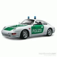 Porsche 911 Carrera Polizei (1/24 Ölçek)