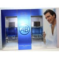 Antonio Banderas Blue Man Edt 100Ml+A.S.Lot.100Ml