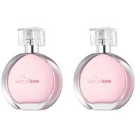 Avon Wish Of Love Edt 50 Ml Kadın 2'li Parfüm Set