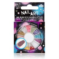 Npw Naıl Art - Tırnak Süsleri - Pastel Renkli Şekiller
