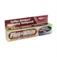 Plus+White Coffee Drinkers Whitening Toothpaste 100G - Kahve İçenler İçin Beyazlatıcı Diş Macunu