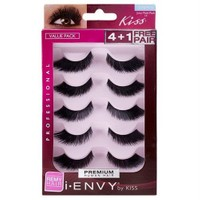 Kiss I Envy Eyelashes Juicy Multi Pack Takma Kirpik
