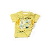 Zeyland Erkek Çocuk Sarı T-Shirt - K-61M1MLS54