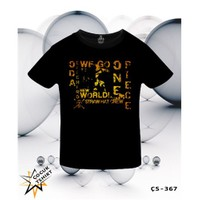 Lord T-Shirt One Piece - Straw Hat T-Shirt