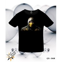 Lord T-Shirt Mortal Combat - Scorpion T-Shirt