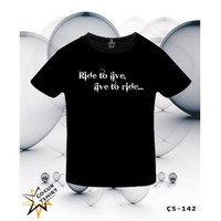 Lord T-Shirt Live To Ride T-Shirt
