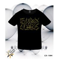 Lord T-Shirt Sherlock - Bored T-Shirt