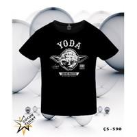 Lord T-Shirt Star Wars - Yoda T-Shirt