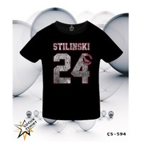 Lord T-Shirt Teen Wolf - Stilinski 24 T-Shirt