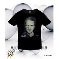 Lord T-Shirt Breaking Bad - I Am The Danger T-Shirt