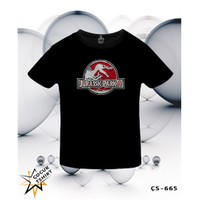 Lord T-Shirt Jurassic Park - Logo T-Shirt