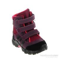 Adidas Holtanna Snow Cf Pl I Trıber/Cblack/Rıcred Çocuk