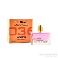 No Name 036 Rose The One Edt 75 Ml Kadın Parfüm