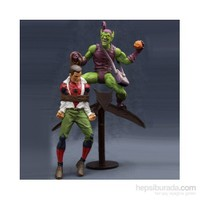 Marvel Select Classic Green Goblin Vs. Spider-Man Figür